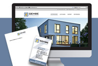 Corporate Design für Gembe Elektrotechnik